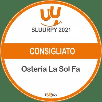 Osteria La Sol Fa - Sluurpy